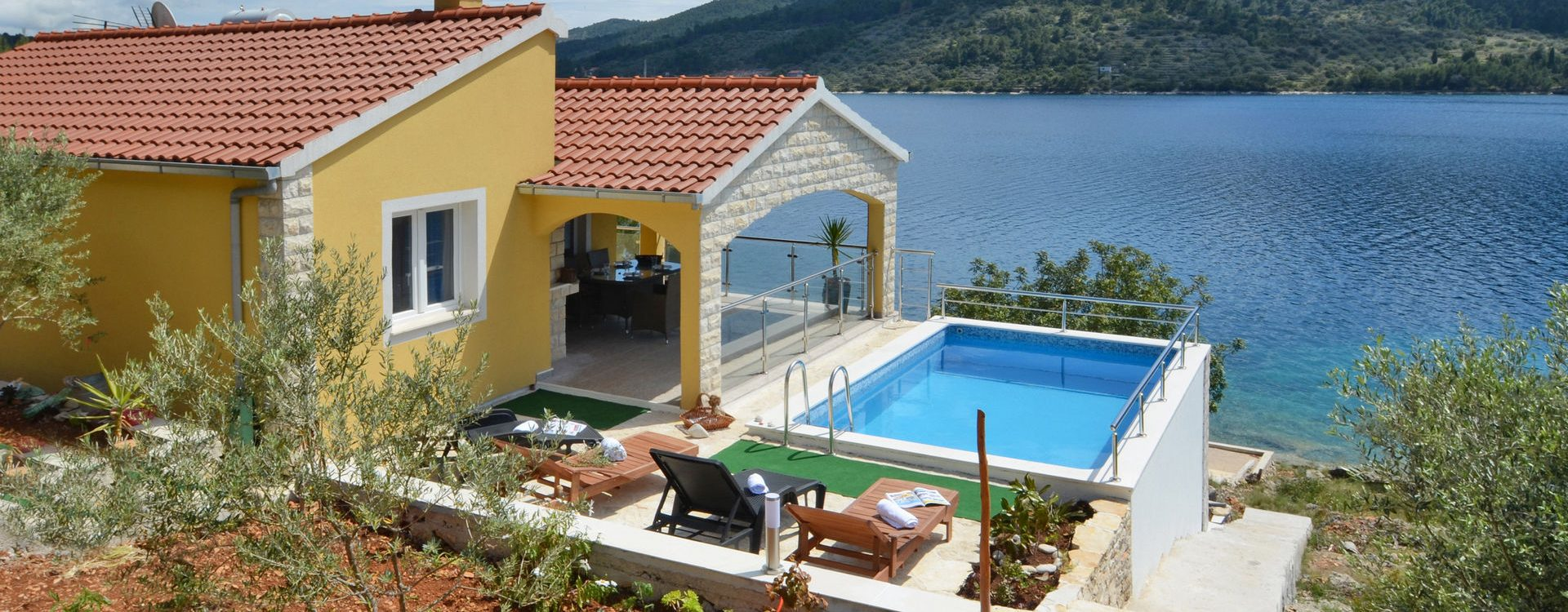House 2  – Vela Luka Paradise